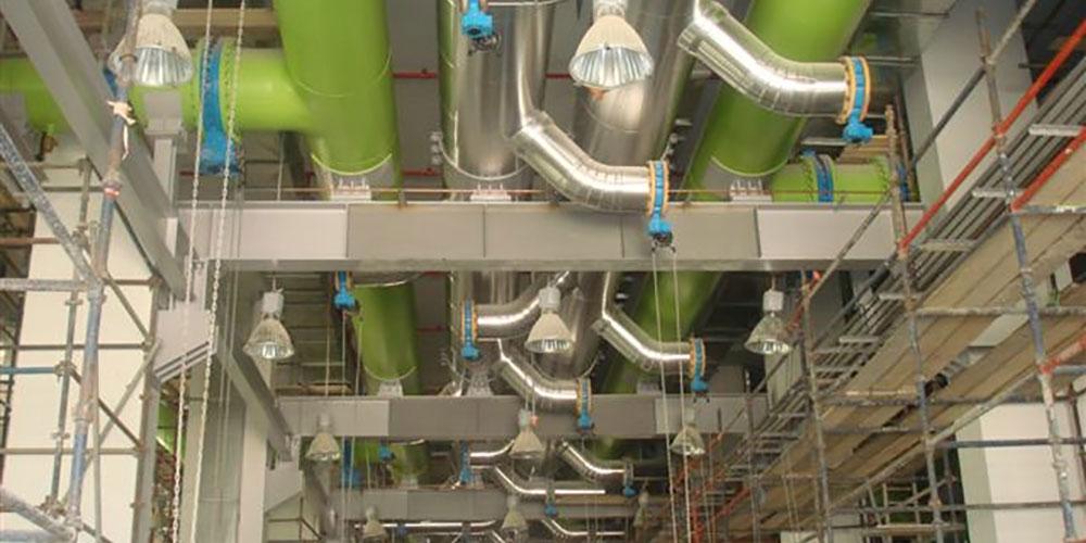 Building services valves